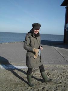 Nordsee Februar 2012